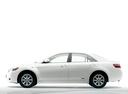 Фото авто Toyota Camry XV40, ракурс: 90 цвет: белый
