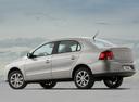 Фото авто Volkswagen Voyage 2 поколение, ракурс: 90