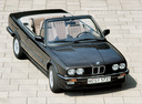 Фото авто BMW 3 серия E30, ракурс: сверху