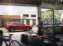 Фото авто Subaru XV 2 поколение, ракурс: 270 цвет: красный