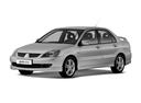 Подержанный Mitsubishi Lancer, серебряный , цена 230 000 руб. в Ульяновске, отличное состояние