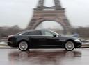 Фото авто Jaguar XJ X351, ракурс: 270 цвет: черный