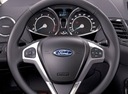 Новый Ford Fiesta, белый , 2016 года выпуска, цена 733 400 руб. в автосалоне Автосалон-2000 Ford