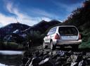 Фото авто Subaru Forester 2 поколение, ракурс: 180