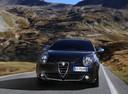 Фото авто Alfa Romeo MiTo 955 [рестайлинг], ракурс: 45 цвет: фиолетовый
