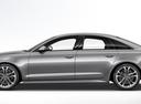 Фото авто Audi S6 C7 [рестайлинг], ракурс: 90 цвет: серый
