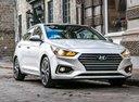 Фото авто Hyundai Solaris 2 поколение, ракурс: 315 цвет: белый