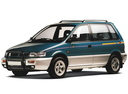 Фото авто Mitsubishi Space Runner 1 поколение, ракурс: 45