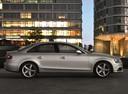 Фото авто Audi A4 B8/8K [рестайлинг], ракурс: 270 цвет: серебряный
