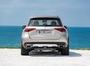 Фото авто Mercedes-Benz GLE-Класс V167, ракурс: 180 цвет: серебряный