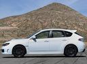 Фото авто Subaru Impreza 3 поколение [рестайлинг], ракурс: 90 цвет: белый