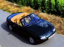 Фото авто Mazda MX-5 NA, ракурс: сверху