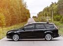 Фото авто Ford Focus 2 поколение [рестайлинг], ракурс: 90 цвет: черный