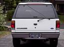 Фото авто Ford Explorer 2 поколение, ракурс: 180