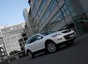Фото авто Mazda CX-9 1 поколение, ракурс: 315 цвет: белый