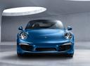 Фото авто Porsche 911 991,  цвет: синий