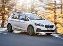 Фото авто BMW 2 серия Active Tourer F45 [рестайлинг], ракурс: 315 цвет: белый
