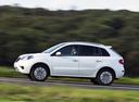 Фото авто Renault Koleos 1 поколение [рестайлинг], ракурс: 90 цвет: белый