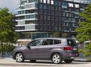 Фото авто Chevrolet Orlando 1 поколение, ракурс: 135 цвет: мокрый асфальт