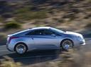 Фото авто Cadillac ELR 1 поколение, ракурс: 270 цвет: серебряный