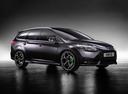 Фото авто Ford Focus 3 поколение, ракурс: 315 цвет: черный