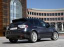 Фото авто Subaru Impreza 3 поколение [рестайлинг], ракурс: 225 цвет: серый