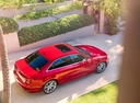 Фото авто Audi A4 B9, ракурс: сверху цвет: красный