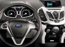 Фото авто Ford EcoSport 2 поколение, ракурс: рулевое колесо