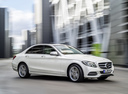 Фото авто Mercedes-Benz C-Класс W205/S205/C205, ракурс: 315 цвет: белый