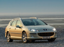 Фото авто Peugeot 407 1 поколение, ракурс: 315