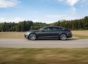 Фото авто Audi A5 2 поколение, ракурс: 90 цвет: черный