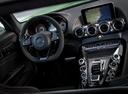 Фото авто Mercedes-Benz AMG GT C190 [рестайлинг], ракурс: рулевое колесо