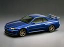 Фото авто Nissan Skyline R34, ракурс: 45