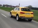 Фото авто Audi Q3 8U [рестайлинг], ракурс: 135 цвет: желтый