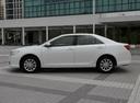 Фото авто Toyota Camry XV50, ракурс: 90 цвет: белый