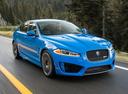 Фото авто Jaguar XF X250 [рестайлинг], ракурс: 315 цвет: синий