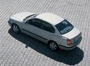 Фото авто Hyundai Elantra XD [рестайлинг], ракурс: сверху цвет: серебряный