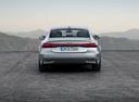 Фото авто Audi A7 C8, ракурс: 180 цвет: серебряный