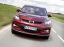 Фото авто Mazda CX-7 1 поколение,  цвет: красный