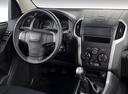 Фото авто Isuzu D-Max 2 поколение, ракурс: торпедо