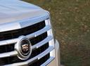 Фото авто Cadillac Escalade 4 поколение, ракурс: передняя часть