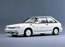Фото авто Nissan Sunny B12, ракурс: 45