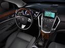 Фото авто Cadillac SRX 2 поколение, ракурс: торпедо