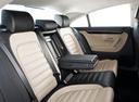 Фото авто Volkswagen Passat CC 1 поколение [рестайлинг], ракурс: задние сиденья