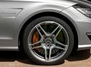 Фото авто Mercedes-Benz CLS-Класс C218/X218, ракурс: боковая часть