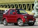 Фото авто Suzuki Jimny 3 поколение [рестайлинг], ракурс: 315