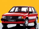 Фото авто Opel Corsa A, ракурс: 45