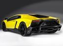Фото авто Lamborghini Aventador 1 поколение, ракурс: 135 цвет: желтый