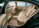Фото авто BMW 7 серия E65/E66, ракурс: задние сиденья