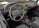 Фото авто Mercedes-Benz G-Класс W463 [рестайлинг], ракурс: торпедо